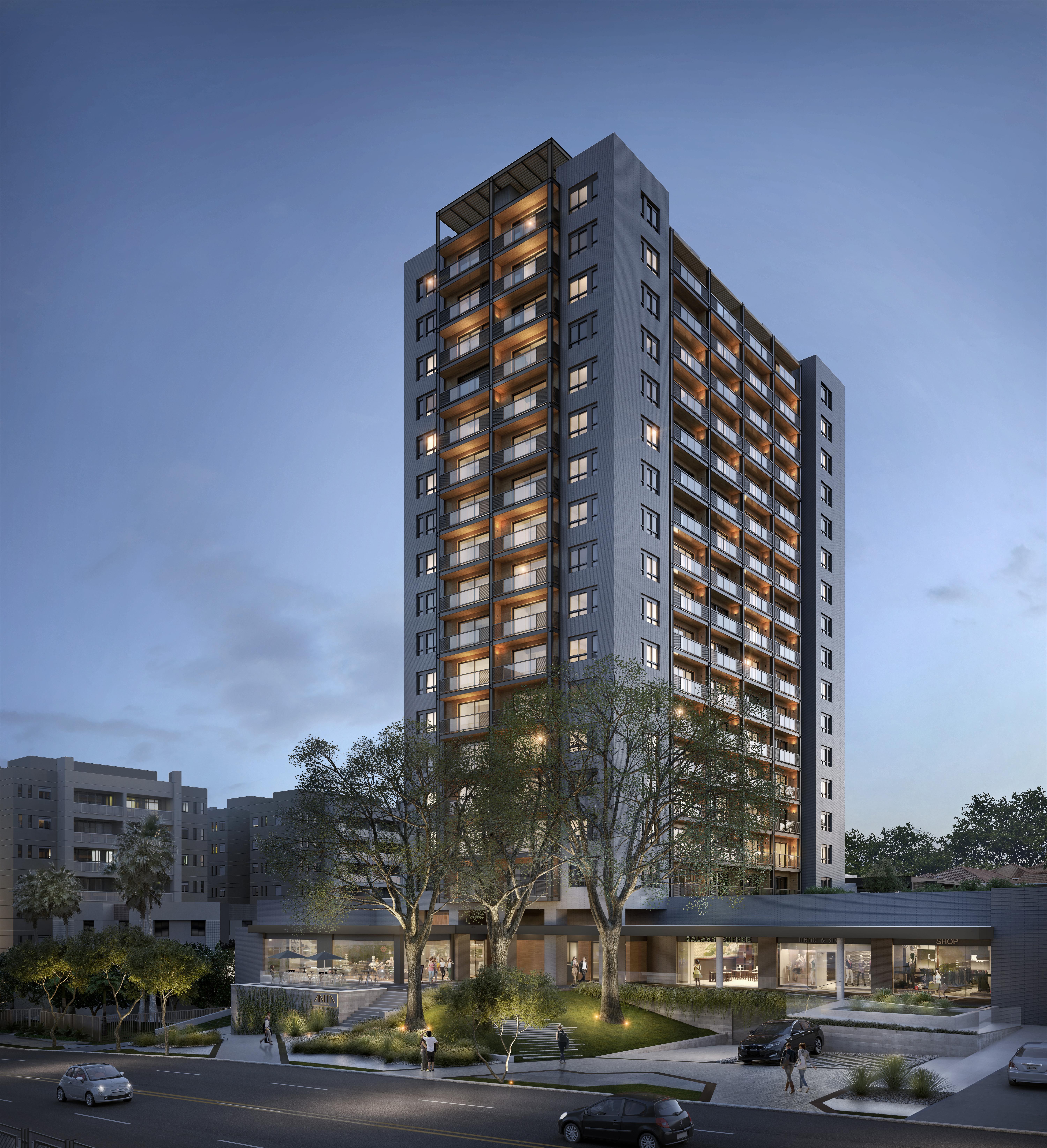 Apartamento em Boa Vista, Porto Alegre (402413)