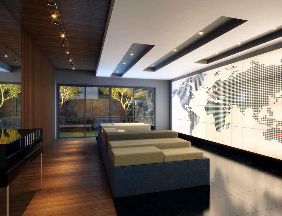 Residencial com apartamentos de 2 dormitorios e área de lazer com salão de festas e piscina. Os apartamentos possuem suíte no dormitorio do casal, sala de estar/jantar, banheiro social, cozinha americana com churrasqueira integrada.